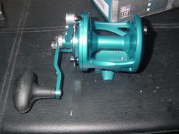 New in box Avet Blem Fishing Reel LX6.0 G2  Blue