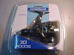 NEW SHIMANO IX R2000  spinning reel 2000 R QUICK FIRE TRIGGE