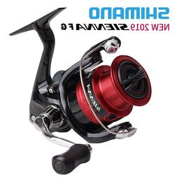 NEW2019 <font><b>SHIMANO</b></font> SIENNA fishing spinning