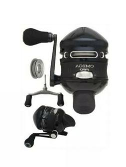 Zebco Omega Pro Professional 7BB Spincast Reel With Alternat