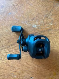 13 Fishing Origin FB Fate Black Baitcast Reel 8.1:1 Ratio