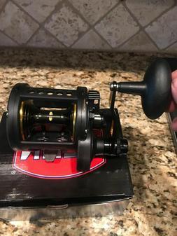 Penn Fathom 60 Lever Drag 2 Speed Multiplier Fishing Reel -