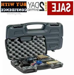 Plano Hard Gun Case Pistol Handgun Foam Storage Padded Tacti