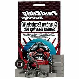 Quantum Escalade HD Baitcaster Fishing Reel Rubber Sealed Be