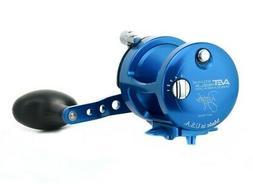 Avet RAPTOR MXL6/4 MC 2-Speed Lever Drag Reel MC Cast - BLUE