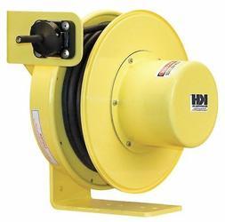 Kh Industries Retractable Cord Reel, 15 Max. Amps, Cord Endi