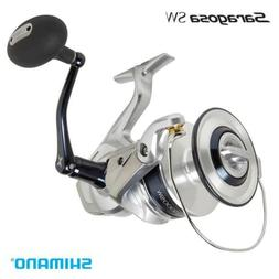 Shimano Saragosa SW Saltwater Spinning Reel SRG6000SW 5.7:1