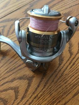 Shimano Saros 1000F spinning reel