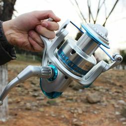 SB11000 High Speed Saltwater Metal Spinning Fishing Reel Lar