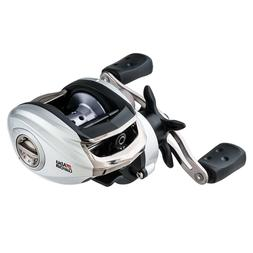 ABU GARCIA Silver Max 3 Low Profile Right Handed Baitcast Re