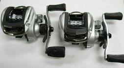ABU GARCIA SILVER MAX BAITCASTING REELS  2 IN THIS AUCTION