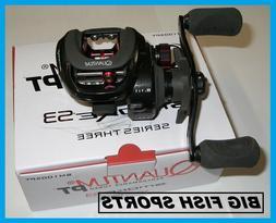 Quantum Smoke S3 Baitcast Reel ZS4683