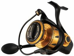 spinfisher vi 6500 spinning reel gear ratio