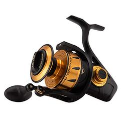 Penn Spinfisher VI 6500BLS Spinning Fishing Reel, Black Gold