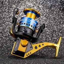Tokushima Spinning Fishing Reel 4000-7500 Full Metal 10+2BB