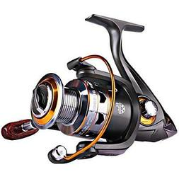 Spinning Fishing Reels Smooth 11BB For Inshore Boat Rock Fre