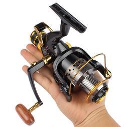 Goture Spinning Reels 5.2:1 Max Drag 8 KG Long Casting Fishi