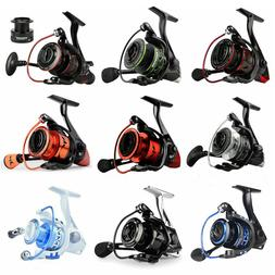 spinning reels all model freshwater or saltwater