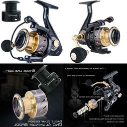 Sougayilang Spinning Reels Fishing Reel With 13 +1 Corrosion