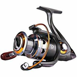 Spinning Reels Fishing Smooth 11BB For Inshore Boat Rock Fre