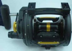 Penn SQL50VSW Squall 2 Speed Lever Drag Reel 4 Ball Bearings
