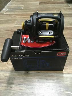 Penn Squall 30 VSW Lever Drag 2-Speed Conventional Reel SQL3