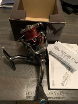 shimano stradic ci4 2500 W/box And Receipt