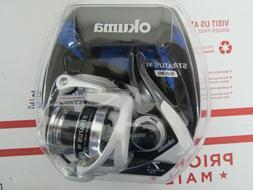 Okuma Stratus VI SVI-30 Spinning Reel NEW Factory Sealed