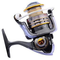 GZsupertrip Supertrip Saltwater Spinning Reel Carbon Fiber 4