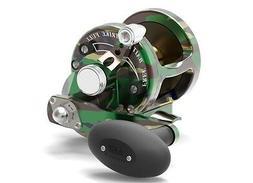 Avet SX 5.3 MC Cast Single Speed Lever Drag Reel SX5.3MC Rig