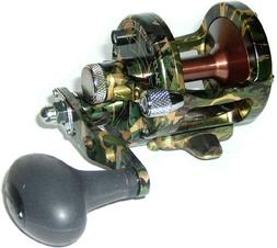 Avet SX 5.3 Single Speed Lever Drag Casting Reel Gunmetal Gr