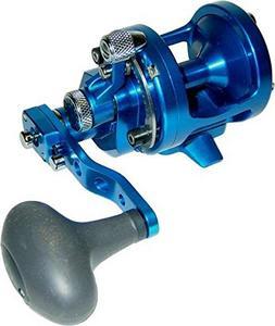Avet SX 6/4 Raptor 2-Speed Lever Drag Casting Reel Blue