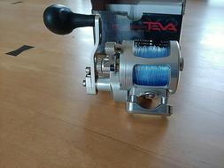 Avet SX6/4 Raptor Silver - Mint