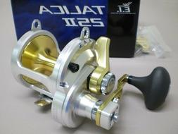 Shimano Talica 25 II Speed Lever drag Big Game Offshore Seaf