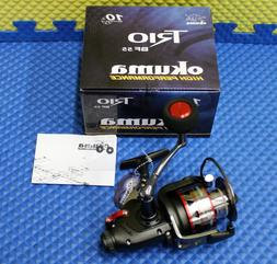 Okuma Trio BF-55 Baitfeeder Series Spinning Reel