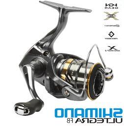 Shimano Ultegra Spinning Reel ULT2500HGFB!