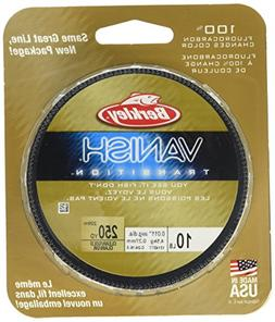 Berkley Vanish Transition Fluorocarbon 250 Yd Spool