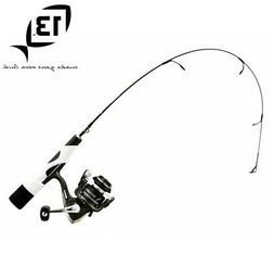 13 Fishing Wicked Hardwater Ice Fishing Spinning Combo - Ice