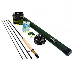 Sage X 590-4 Fly Rod Outfit  w/Sage 4250 Fly Reel